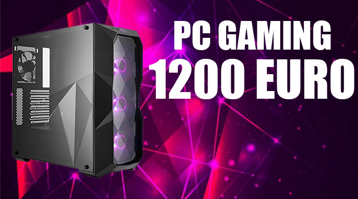 pc gaming 1200 euro